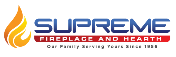 Supreme Fireplace & Hearth serving the Wabash Valley - Logo