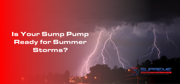 Is your sump pump ready for summer storms blog image