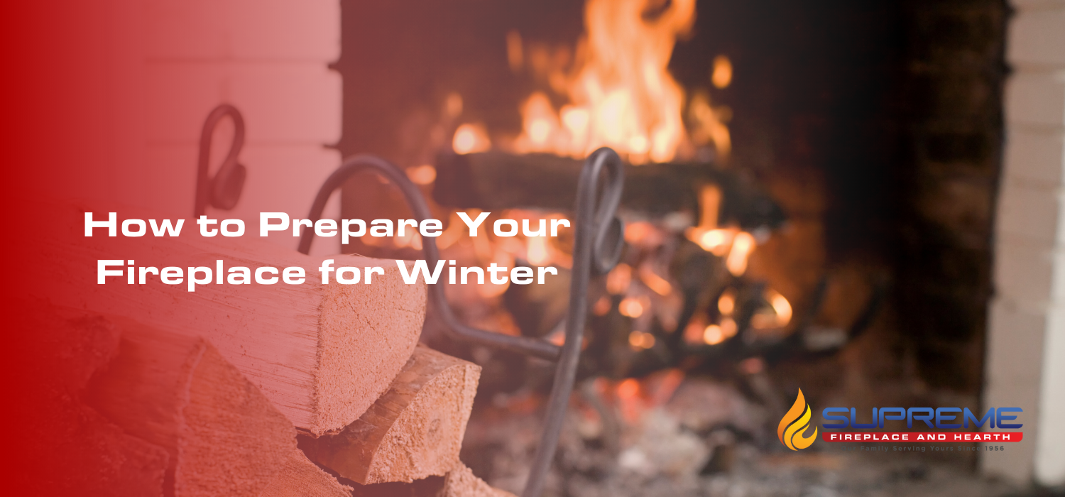 How to Prepare Your Fireplace for Winter Blog Image